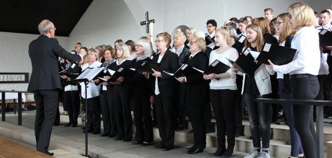 Chor am Mallinckrodt sang im Wohnstift Augustinum