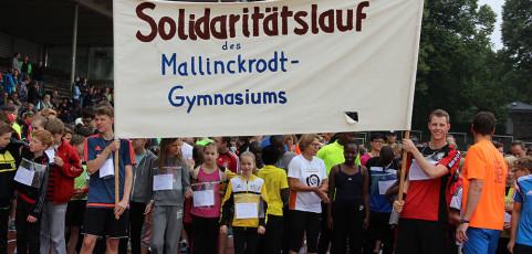 Solidaritätslauf: 17.667 Euro für gute Zwecke
