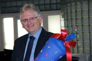 Über 33 Jahre als Lehrer am Mallinckrodt tätig: Jochen Heinrichs.