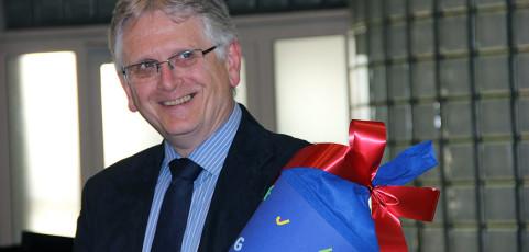 Nach 34 Jahren: Jochen Heinrichs wechselt in den Ruhestand