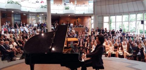 Nachholtermin: Kammerkonzert am 5. Februar (Montag)