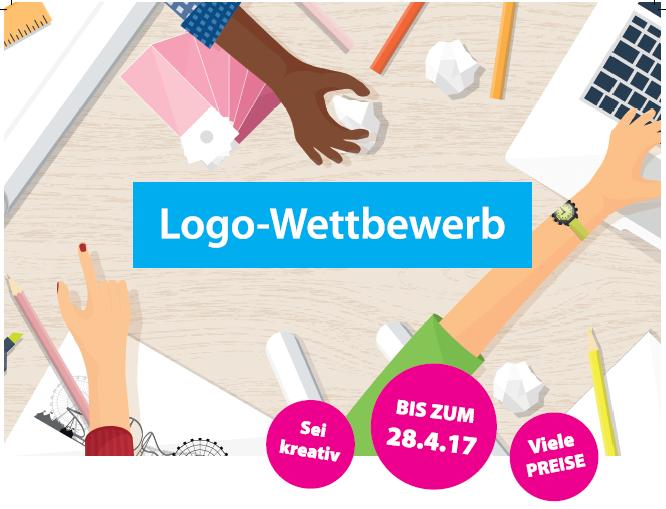 Logo-Wettbewerb: Kreative Köpfe gesucht