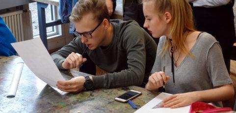 Tag 3 in Dortmund: Workshops und Proben für großen Auftritt
