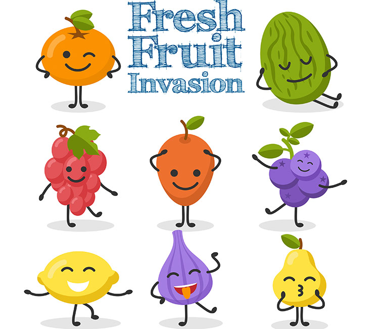 """Fresh Fruit Invasion"" in dieser Woche in der Mensa"