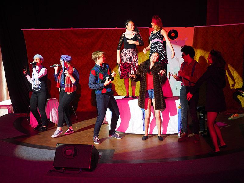 Neues Musical feiert umjubelte Premiere