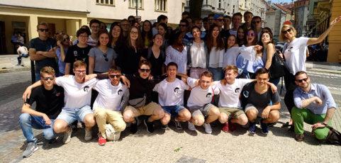 SV auf den Spuren der jüdischen Bevölkerung in Prag