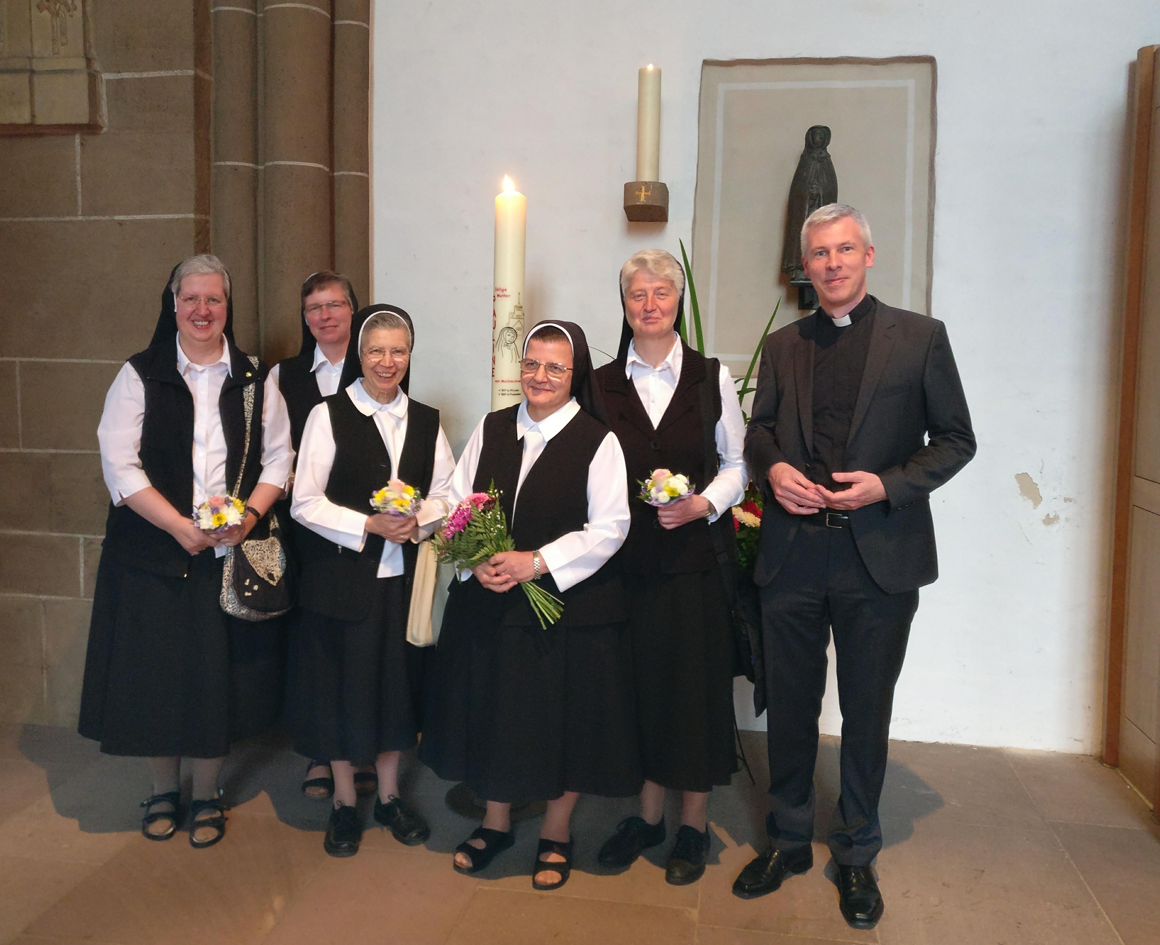 Gottesdienst zum 200. Geburtstag von Mutter Pauline