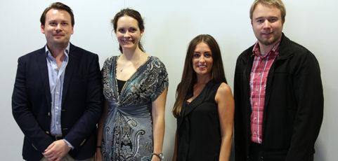 Vier neue Gesichter im Lehrerkollegium