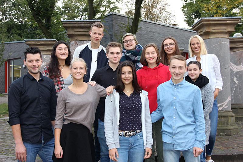 Neue Schülervertretung nimmt Arbeit auf