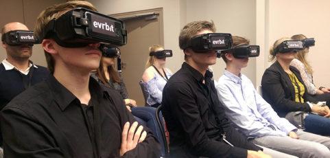 Zukunft der Digitalisierung: VR-Brille statt Lehrer?