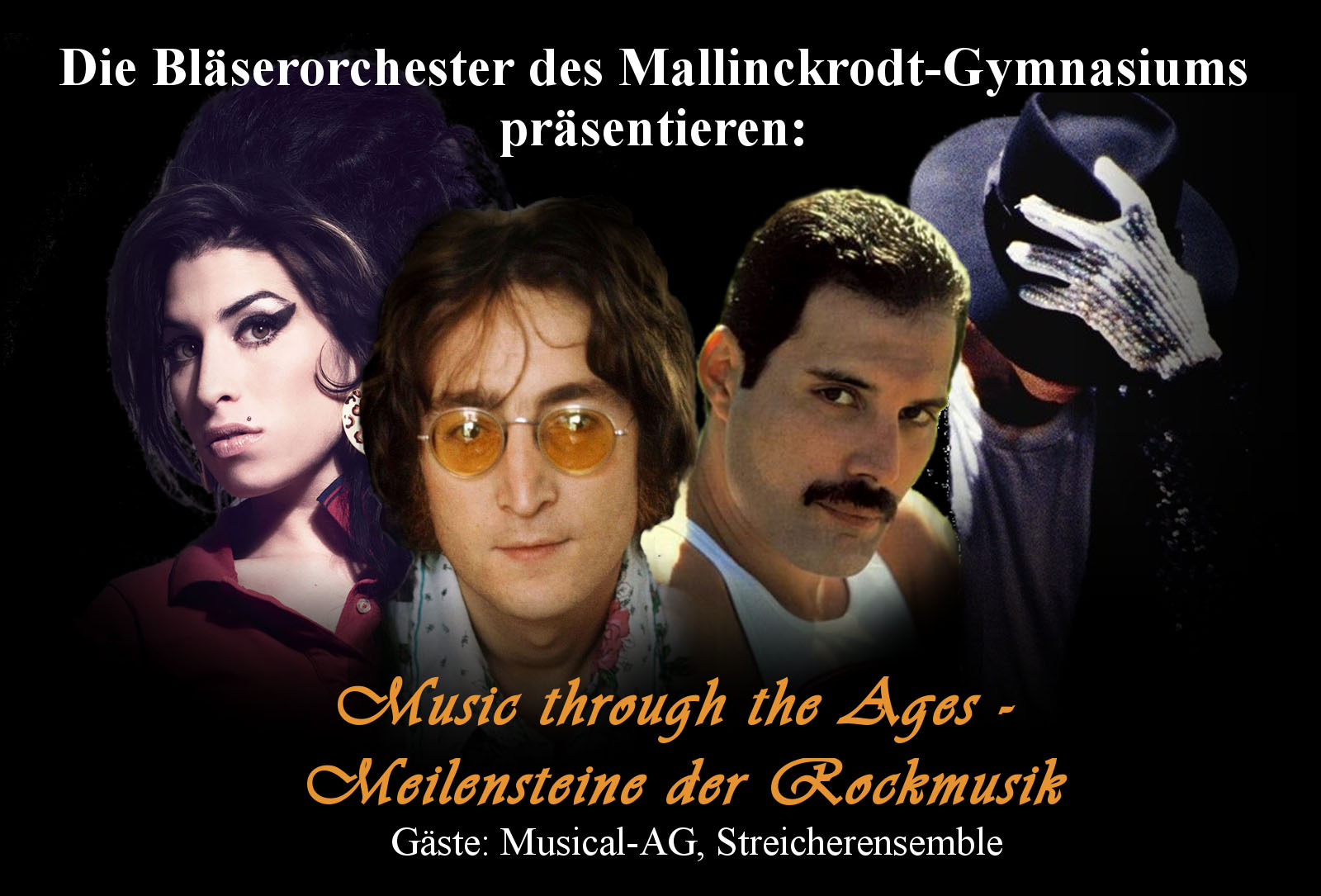 Music through the Ages: Meilensteine der Rockmusik im Forum