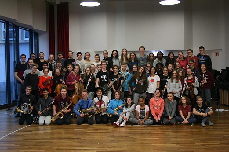 Musical-AG: Intensive Probentage im tiefsten Sauerland