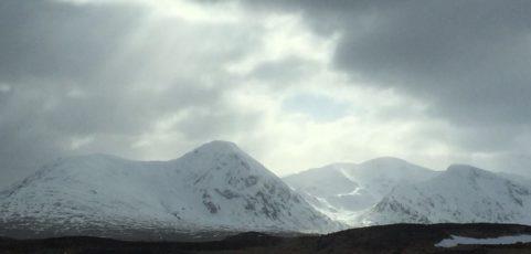 Tag 4 und 5 in Ayr: Zwischen Highlands und Haggis