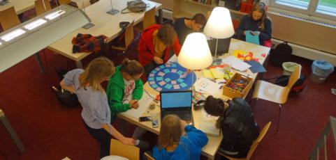 Tag 3 in Slowenien: Erforschung des Sonnensystems