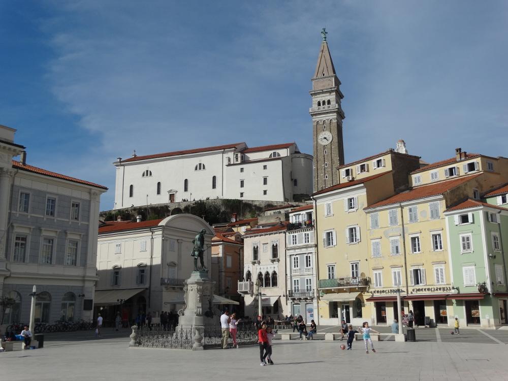 Tag 5 in Slowenien: Besuch an der Adria