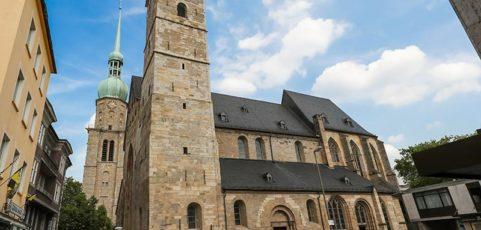 Stufengottesdienst der Eph in der Marienkirche