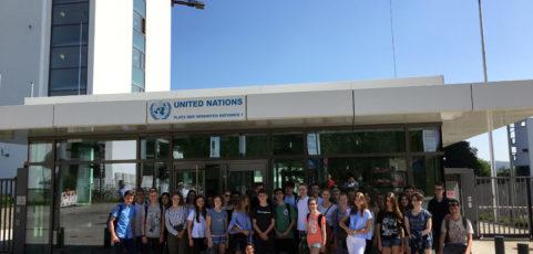 Differenzierungskurse besuchen UNO in Bonn