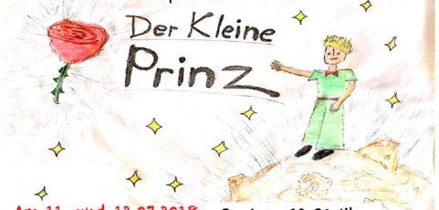 """""""Der kleine Prinz"""" – am 11. und 12. Juli im Forum"""