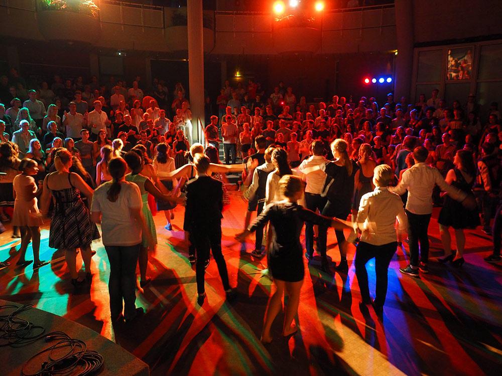 """""""Make A Change"""": Musical-AG sorgt für Begeisterungsstürme"""