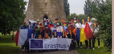 Erasmus + zum ersten Mal mit Student Ambassadors