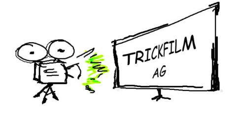 Einladung zur Teilnahme an der Trickfilm-AG