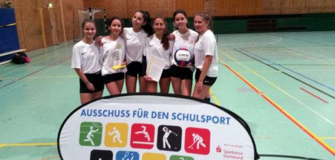 Stadtmeisterschaften: Mallinckrodt-Mädchen erneut erfolgreich
