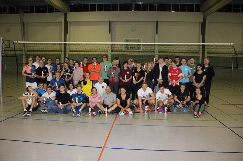 Herzliche Einladung zum Volleyball-Nikolaus-Turnier