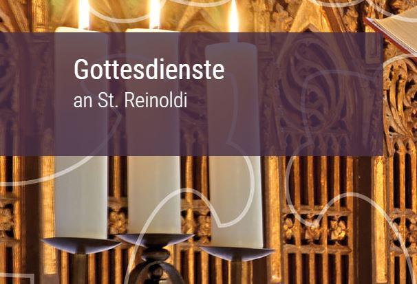 Gottesdienst zum Reformationsgedenken in Reinoldikirche
