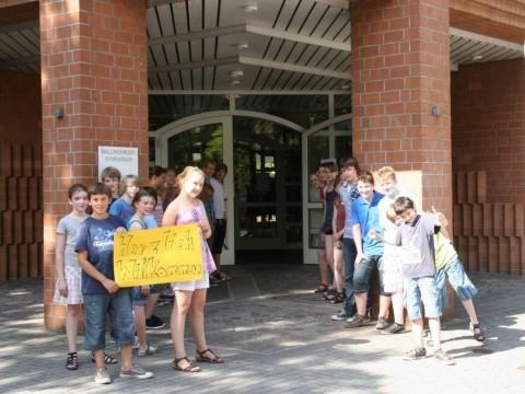 Mallinckrodt-Gymnasium nimmt fünf neue Klassen auf