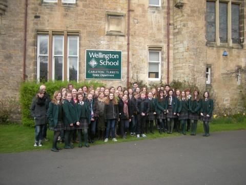 Schüleraustausch mit der Wellington School in Ayr