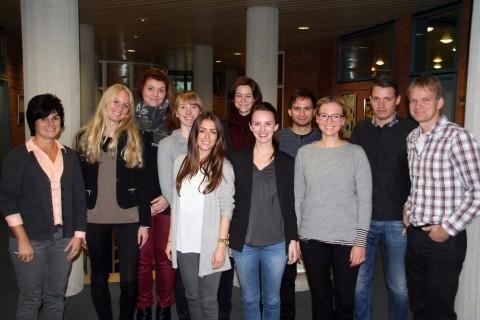 Neue Referendare im Mallinckrodt-Gymnasium begrüßt