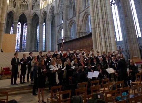 Chor am Mallinckrodt in der Kathedrale von Palma de Mallorca