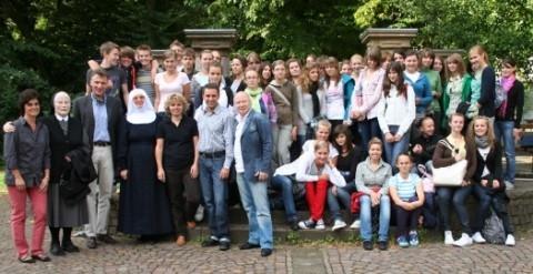 Schüleraustausch mit Waldenburg/Walbrzych